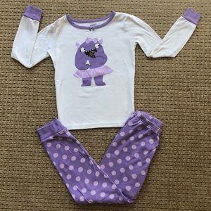 Girls size 8 Gymboree pajamas